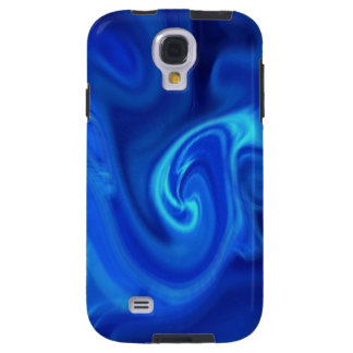 LIQUID BLUE GALAXY S4 CASE