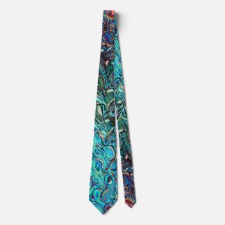 Liquid Blue Gel Tie