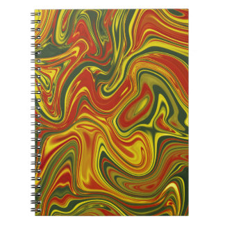 Liquid Bohemian Notebook