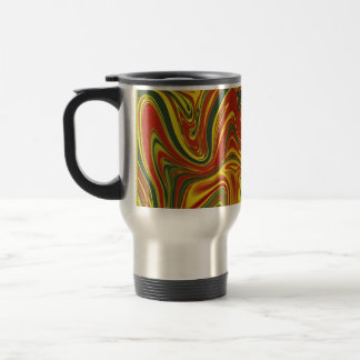 Liquid Bohemian Travel Mug