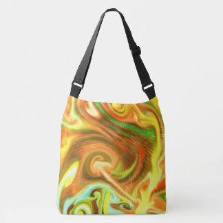 Liquid Color (143) Crossbody Bag