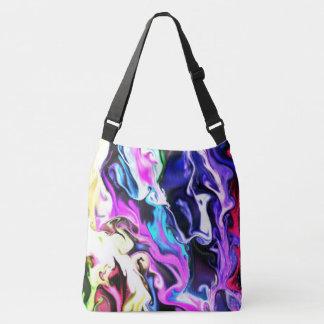 Liquid Color (1) Crossbody Bag