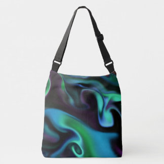 Liquid Color (2) Crossbody Bag