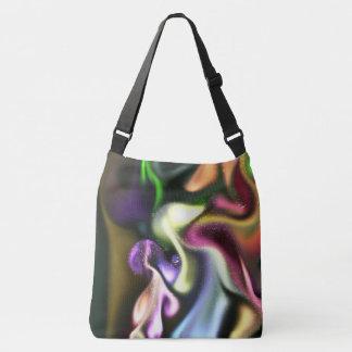 Liquid Color (3) Crossbody Bag