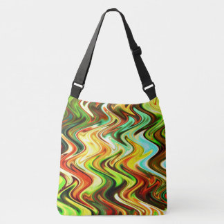 Liquid Color (3) Crossbody Bag