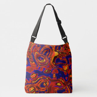 Liquid Color (4) Crossbody Bag