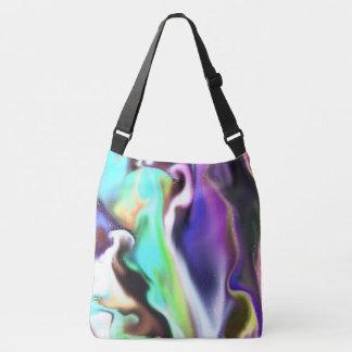 Liquid Color (4) Crossbody Bag