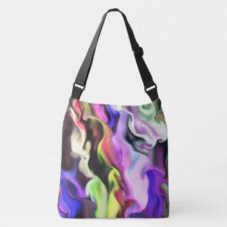 Liquid Color (5) Crossbody Bag