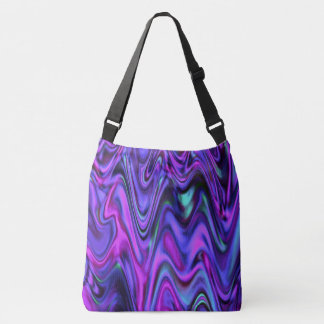 Liquid Color (5) Crossbody Bag
