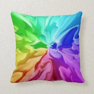 Liquid Colour Cushion