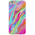 Liquid Colour Neon Barely There iPhone 6 Plus Case