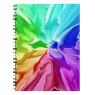 Liquid Colour Notebook