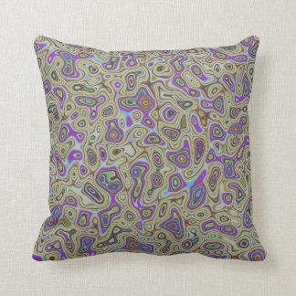 Liquid film interference cushion