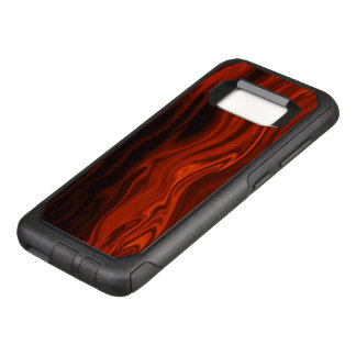 Liquid Fire by Shirley Taylor OtterBox Commuter Samsung Galaxy S8 Case