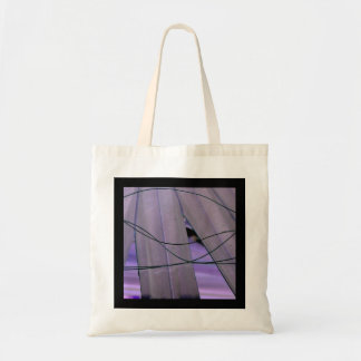 liquid foliage tote bag