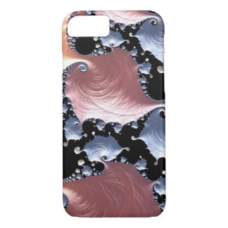 Liquid Fractal Porcelain iPhone 8/7 Case