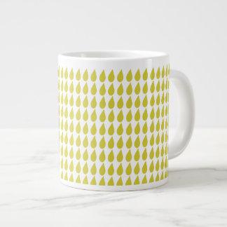 Liquid Gold Drops Large Coffee Mug