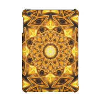 Liquid Gold Mandala