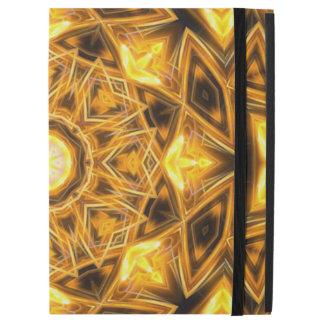 "Liquid Gold Mandala iPad Pro 12.9"" Case"