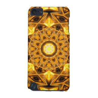 Liquid Gold Mandala iPod Touch 5G Case