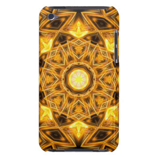 Liquid Gold Mandala iPod Touch Covers