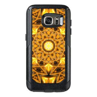 Liquid Gold Mandala OtterBox Samsung Galaxy S7 Case