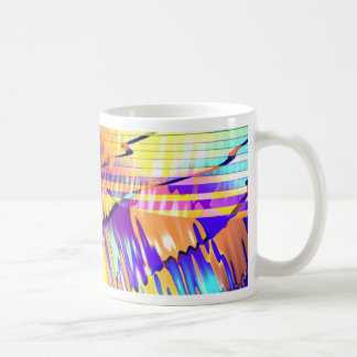 Liquid Lines and Waves Mug