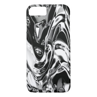 Liquid Metal Phone Case
