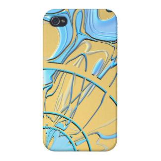 Liquid Vortex #1 Cover For iPhone 4