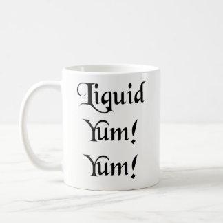 Liquid Yum! Coffee Mug
