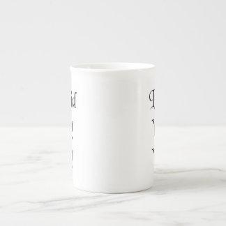 Liquid Yum! Tea Cup
