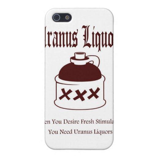Liquor Store iPhone 5 Cover