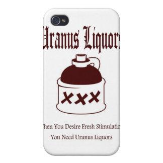 Liquor Store iPhone 4 Covers