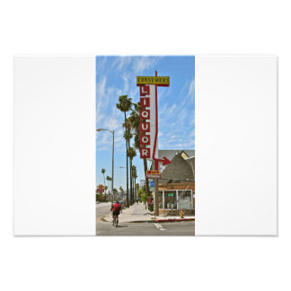 Liquor Store on Sunset Strip Photo