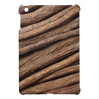 Liquorice root iPad mini covers
