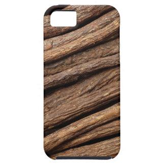 Liquorice root iPhone 5 covers
