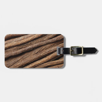 Liquorice root luggage tags