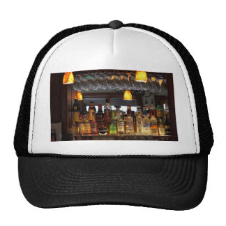 Liquors Bars Mesh Hat