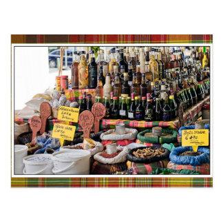 Liquors of the Guadeloupe Postcard