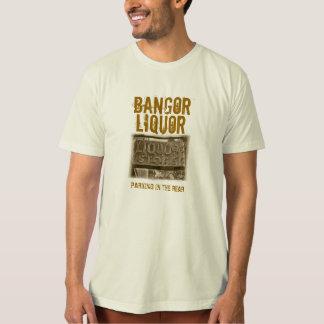 LiquorStore, BANGOR, LIQUOR, PARKI... - Customized T-Shirt