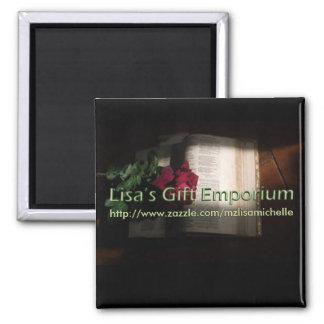 Lisa's Gift Emporium Magnet