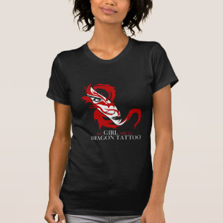 Lisbeth Salander Dragon Tatto Tshirt