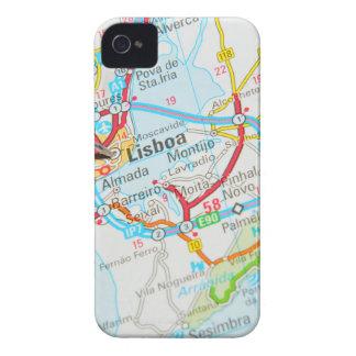 Lisboa, Lisbon, Portugal iPhone 4 Case-Mate Case