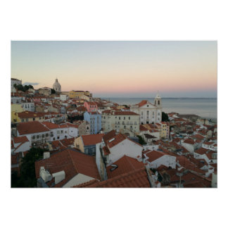 Lisboa- Portugal Poster