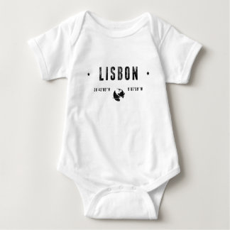 Lisbon Baby Bodysuit