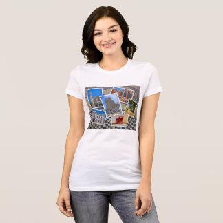 Lisbon Jeronimos Monastery & Discoveries Monument T-Shirt