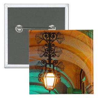 Lisbon Old Lamp button