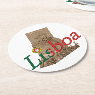 Lisbon Portugal Coasters