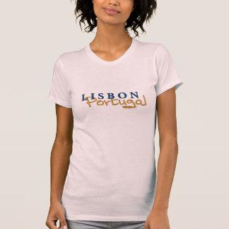 Lisbon Portugal Ladies' T T-Shirt