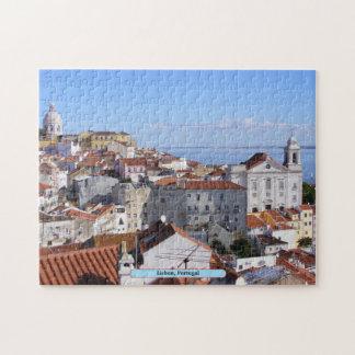 Lisbon, Portugal Puzzles